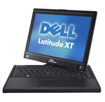 Dell Latitude XT 12'' tab